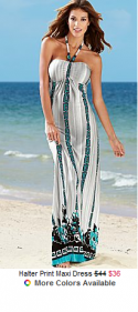 Модный сарафан, фото